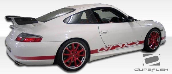 Duraflex GT-3 RS Look Body Kit - 4 Piece - Duraflex 105197