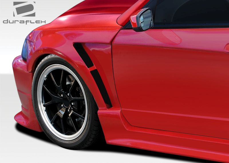 Duraflex CBR500 Wide Body Kit - 8 Piece - Duraflex 107585