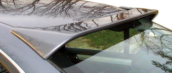 Duraflex Type H Roof Window Wing Spoiler - 1 Piece - Duraflex 105344