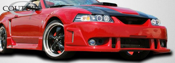 Couture Special Edition Side Skirts Rocker Panels - 2 Piece - Couture 105798