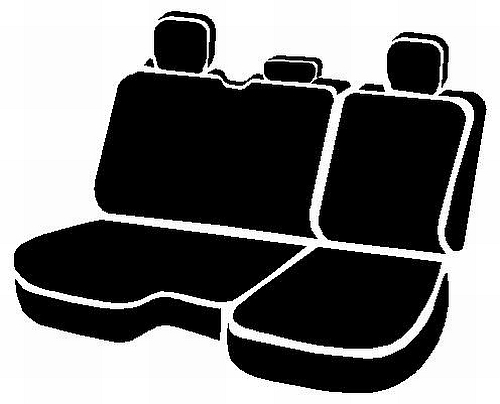 Fia Wrangler Series 2nd Row Brown Seat Covers - Fia TR42-60 BROWN