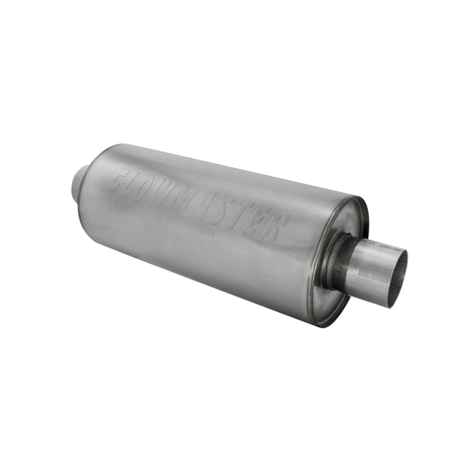 Flowmaster DBX Muffler - 3.00 Center In / 3.00 Center Out - Moderate Sound - Flowmaster 13014310
