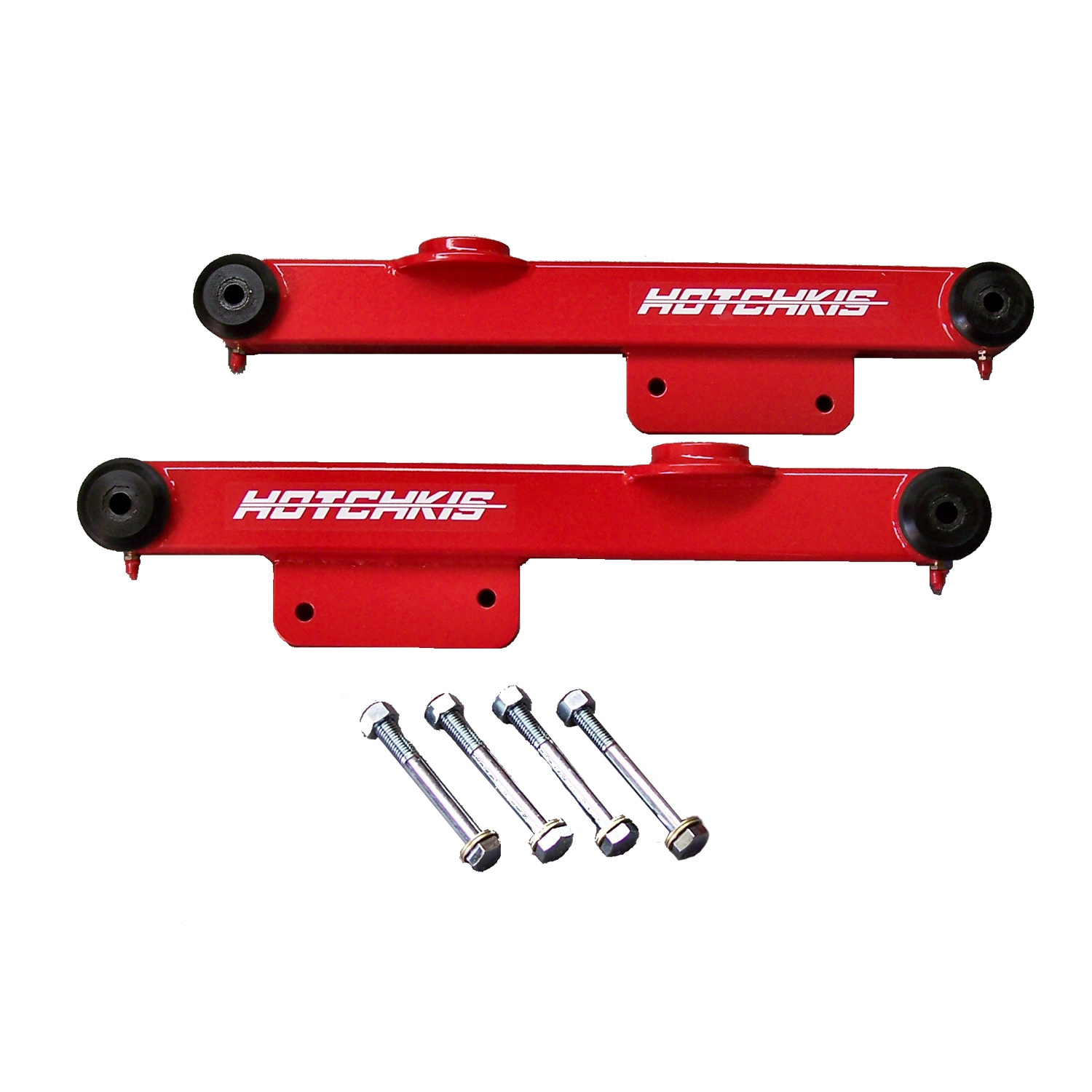 Hotchkis 99-04 Ford Mustang GT Red Lower Trailing Arms - Hotchkis 1311R