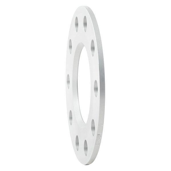 H&R TRAK+ DRS Series 5mm Silver Wheel Spacers - Pair - H&R 1065700