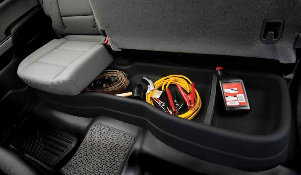 Husky Liners Under Seat Storage Box - Husky Liners 09251