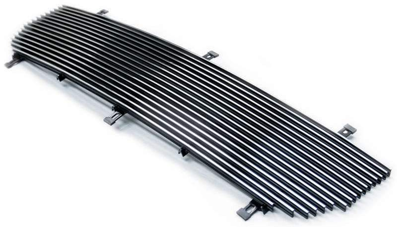 IPCW CWBG-03GMCA Polished Billet Air Dam Grille Cut-Out