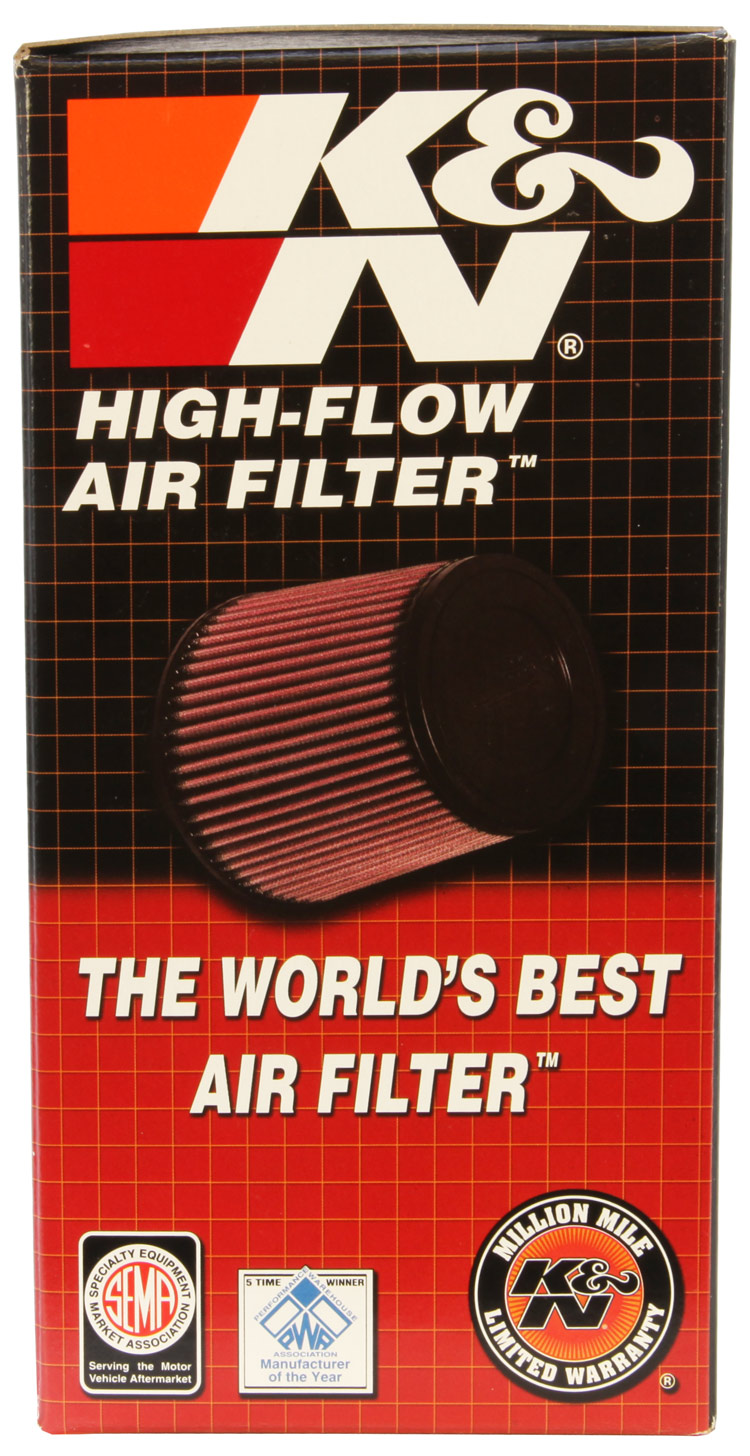 K&N Round Tapered Universal Clamp-On Air Filter - K&N RC-5159