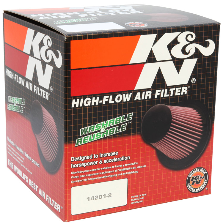 K&N Tapered Conical Air Filter - K&N E-0945