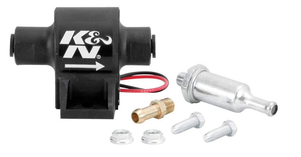 K&N 4-7 PSI Performance Electric Fuel Pump - K&N 81-0402