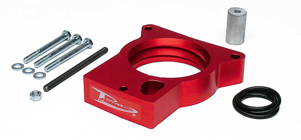 Airaid PowerAid Throttle Body Spacer - Airaid 200-520