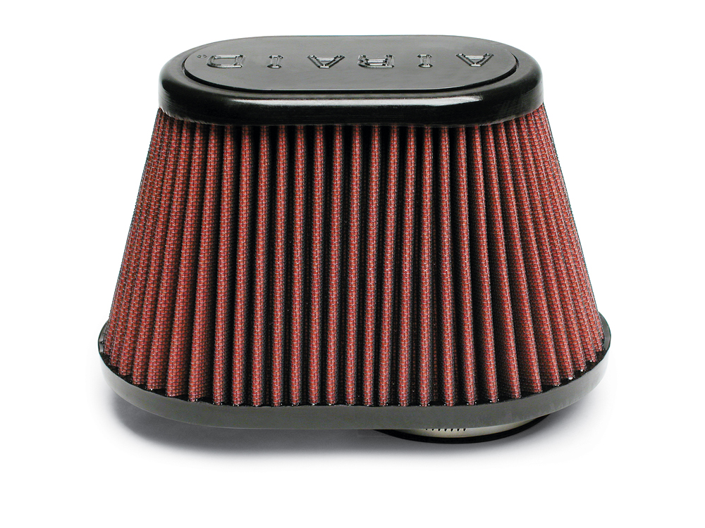 Airaid Oval Tapered Universal Air Filter - Airaid 721-431