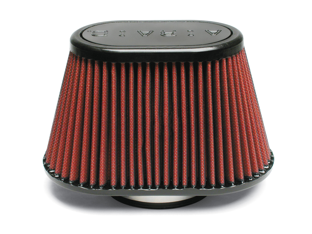 Airaid Oval Tapered Universal Air Filter - Airaid 721-440