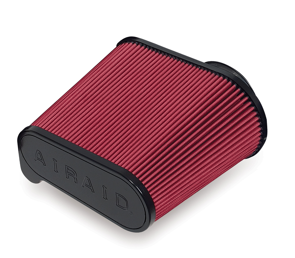 Airaid Oval Tapered Universal Air Filter - Airaid 721-477