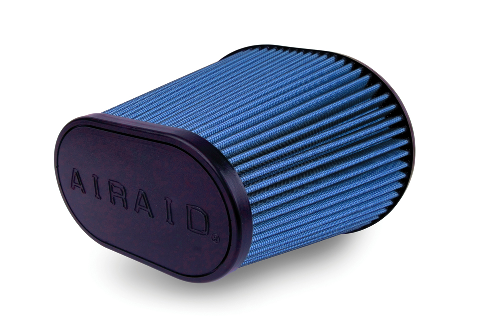 Airaid Oval Tapered Universal Air Filter - Airaid 723-242