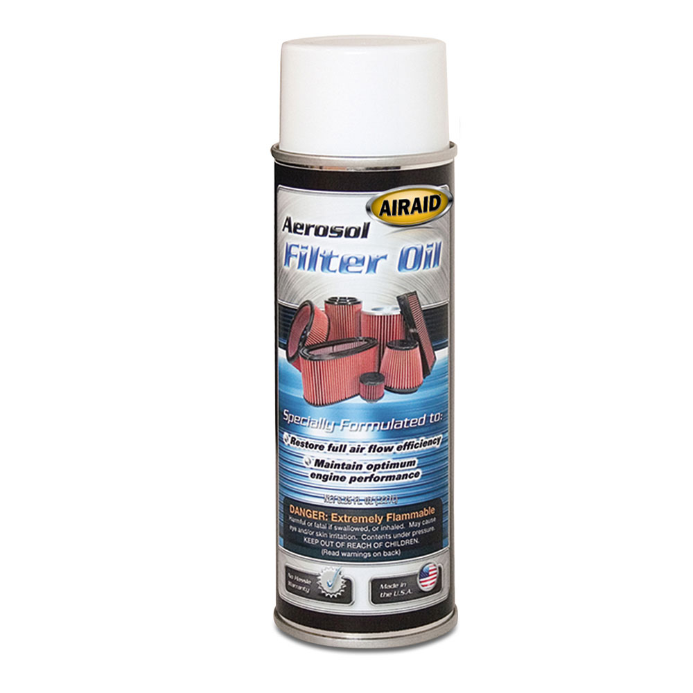 Airaid 6.25oz Aerosol Spray Air Filter Oil - Airaid 790-556