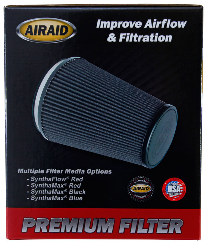 Airaid Oval Tapered Universal Air Filter - Airaid 723-479