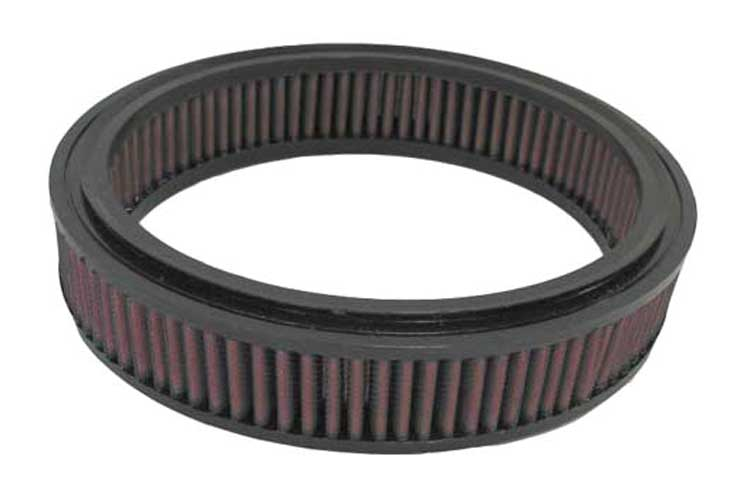 K&N Round Replacement Air Filter - K&N E-1211