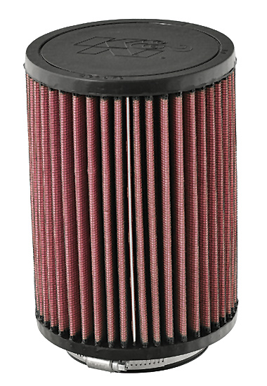 K&N Round Straight Universal Air Filter - K&N E-1989
