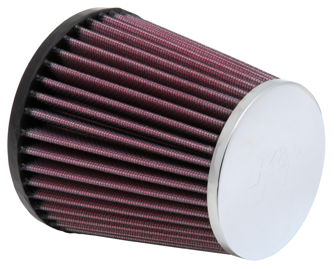 K&N Round Tapered Universal Clamp-On Air Filter - K&N RC-9380