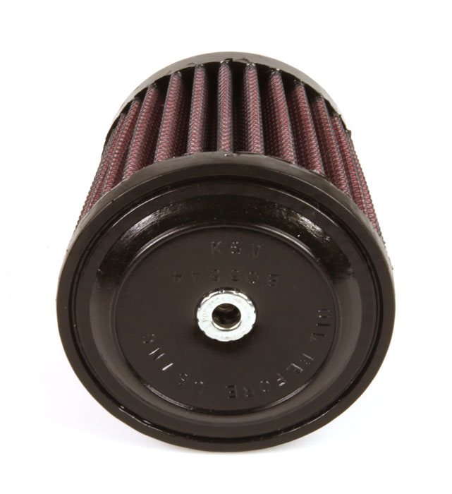 K&N Round Reverse Tapered Universal Clamp-On Air Filter - K&N RE-0260
