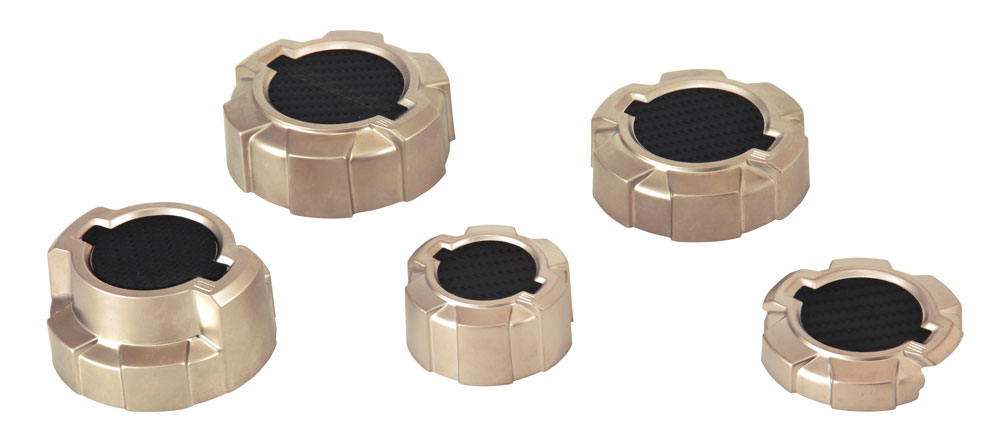 Spectre Bronze Cap Cover Kit - Spectre 42739G