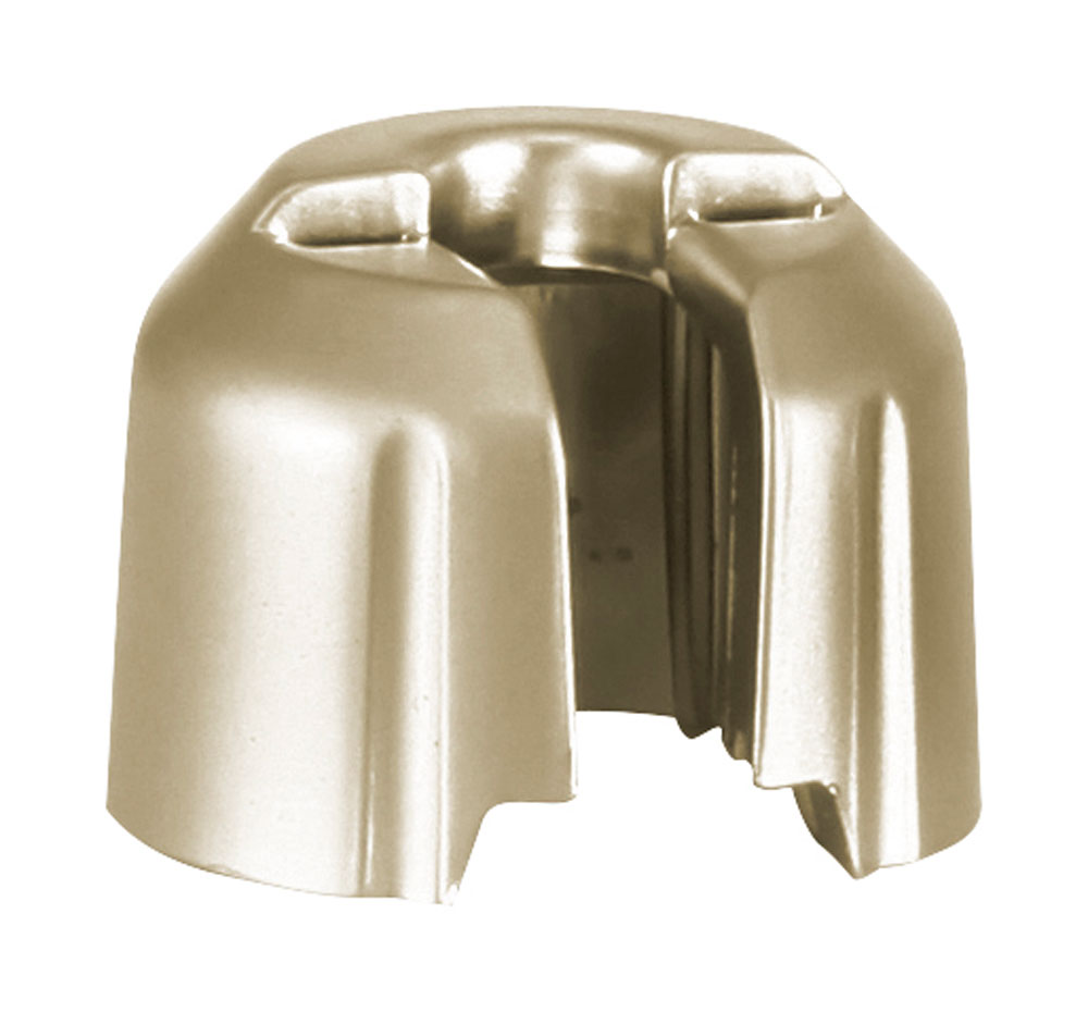 Spectre Bronze Brake Fitting Cover - Spectre 42752G
