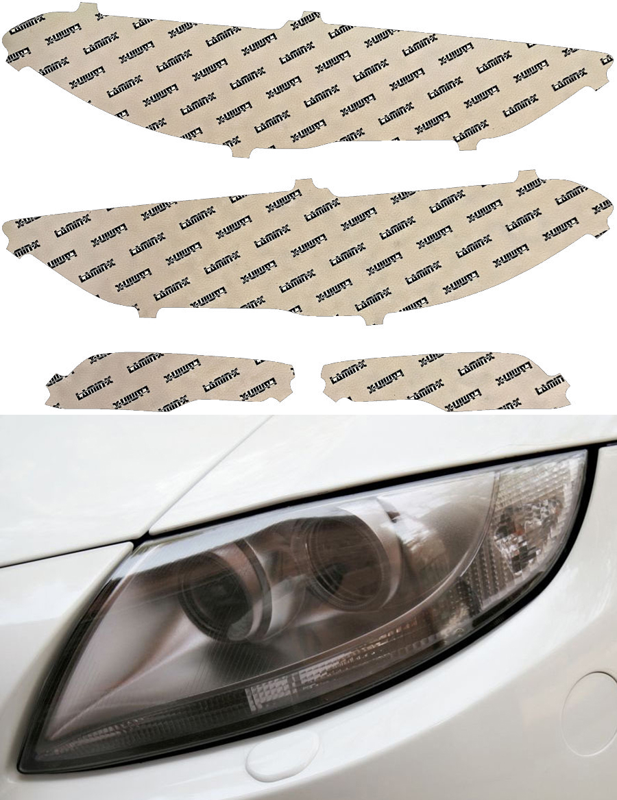 Lamin-X Headlight Covers - Lamin-X F057