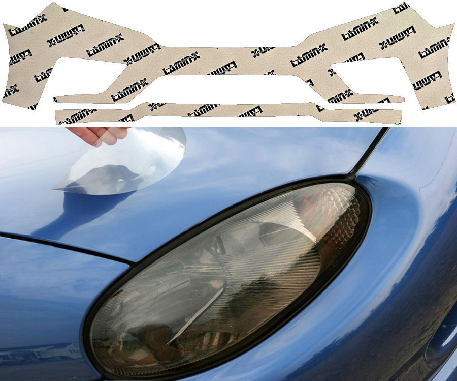 Lamin-X Clear Front Bumper Paint Protection Kit - Lamin-X H2964