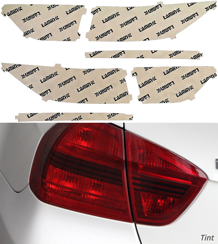 Lamin-X Tail Light Covers - Lamin-X K238