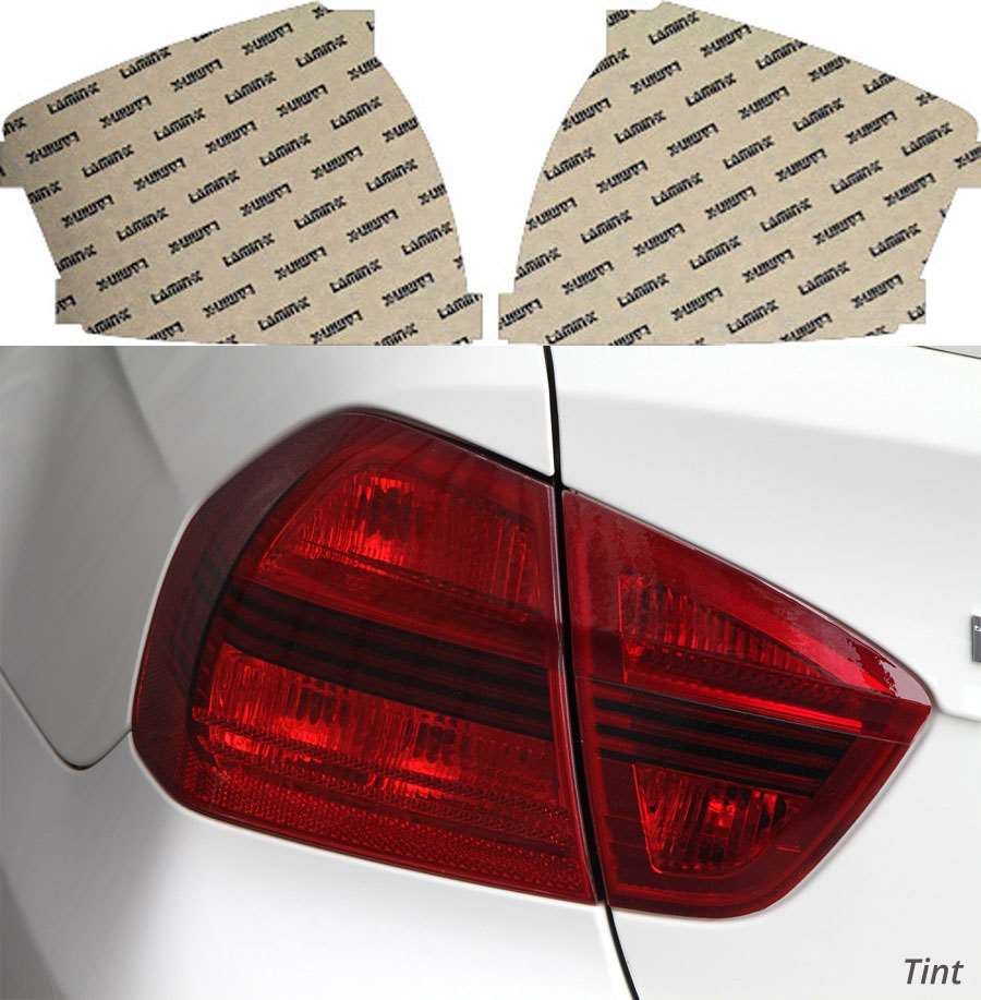 Lamin-X Tail Light Covers - Lamin-X A201