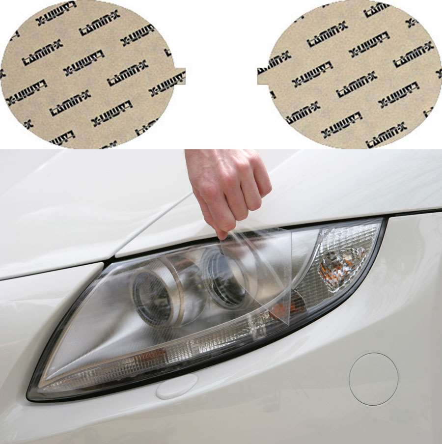 Lamin-X High Beam Headlight Covers - Lamin-X AC109