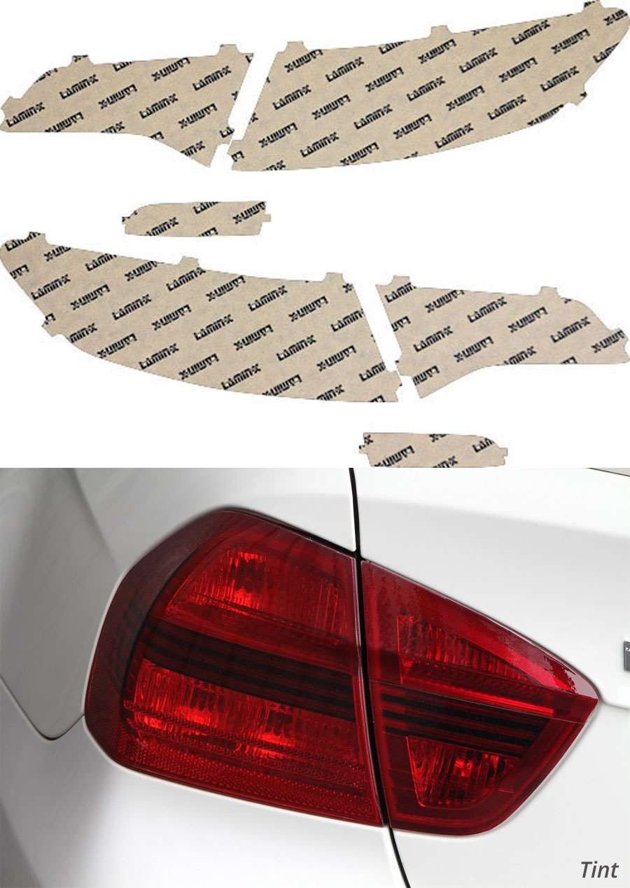Lamin-X Tail Light Covers - Lamin-X AC224