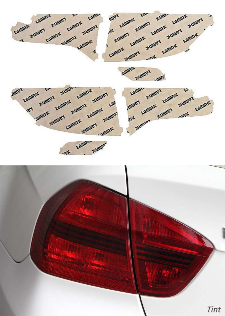Lamin-X Tail Light Covers - Lamin-X AC247