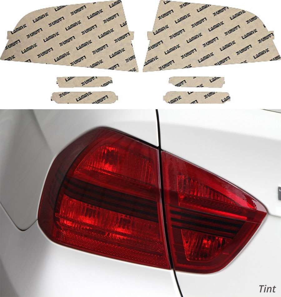 Lamin-X Tail Light & Side Marker Covers - Lamin-X AC406