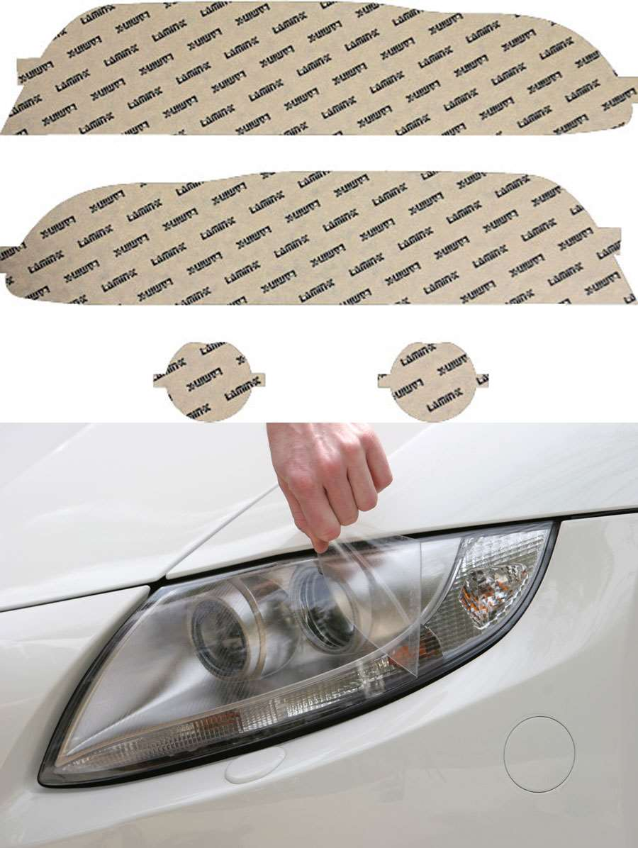 Lamin-X Headlight Covers - Lamin-X B028