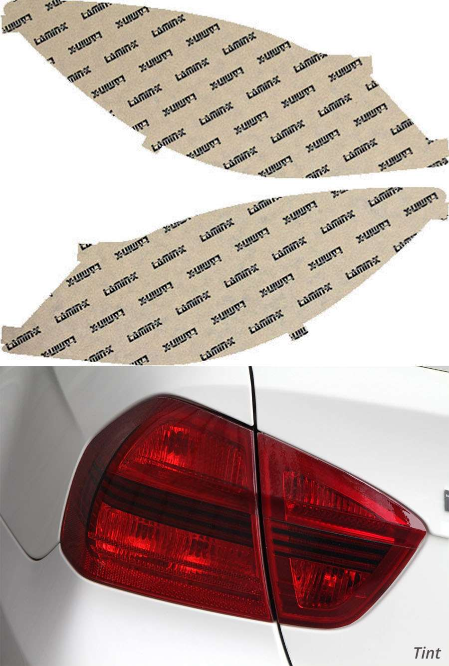 Lamin-X Tail Light Covers - Lamin-X BU203