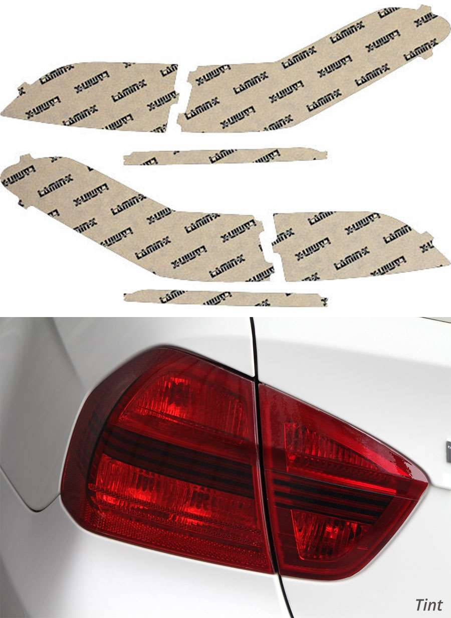 Lamin-X Tail Light Covers - Lamin-X CH232