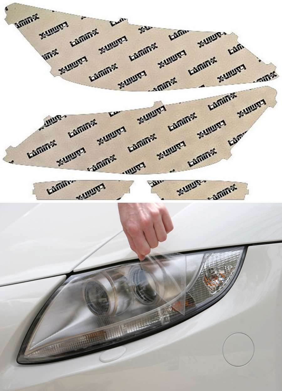 Lamin-X Headlight Covers - Lamin-X H043