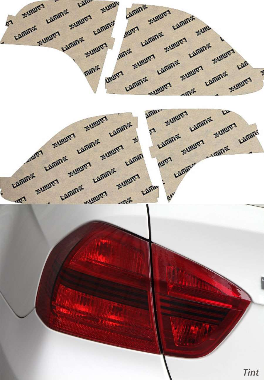 Lamin-X Tail Light Covers - Lamin-X H217