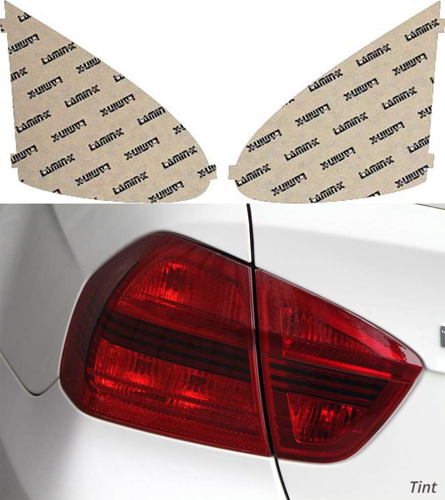 Lamin-X Tail Light Covers - Lamin-X N219