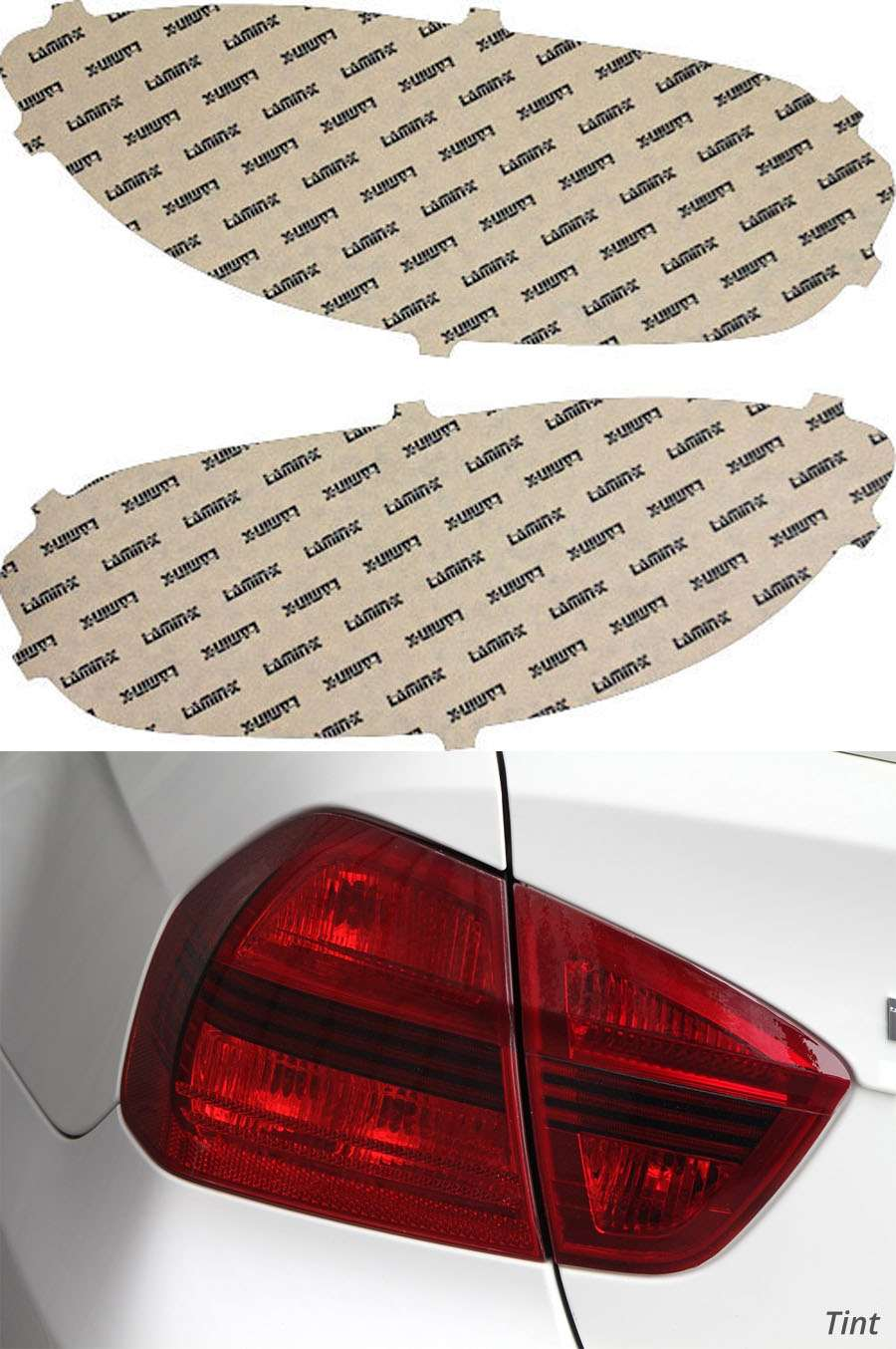 Lamin-X Tail Light Covers - Lamin-X P220