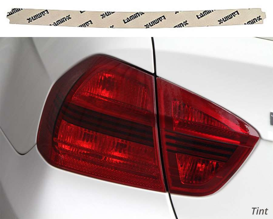 Lamin-X Center Tail Light Cover - Lamin-X P519