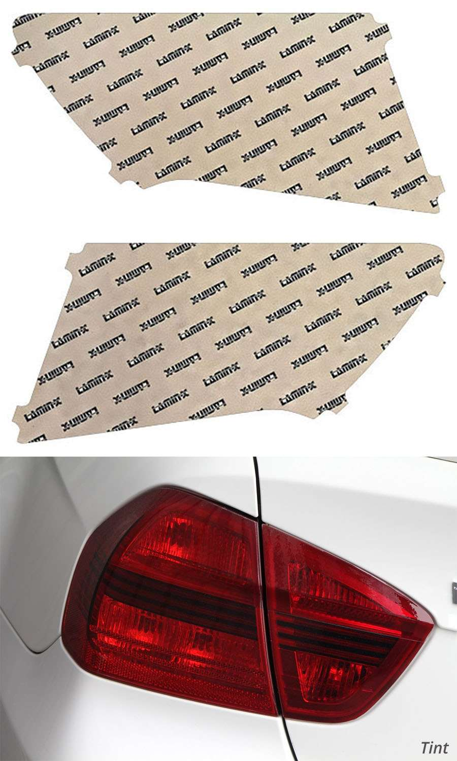Lamin-X Tail Light Covers - Lamin-X S624