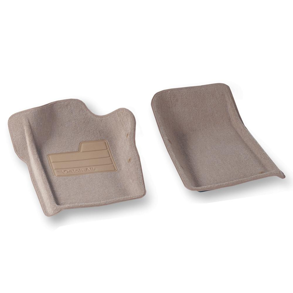Lund Catch-All 1st Row Beige Floor Liner - Lund 600125