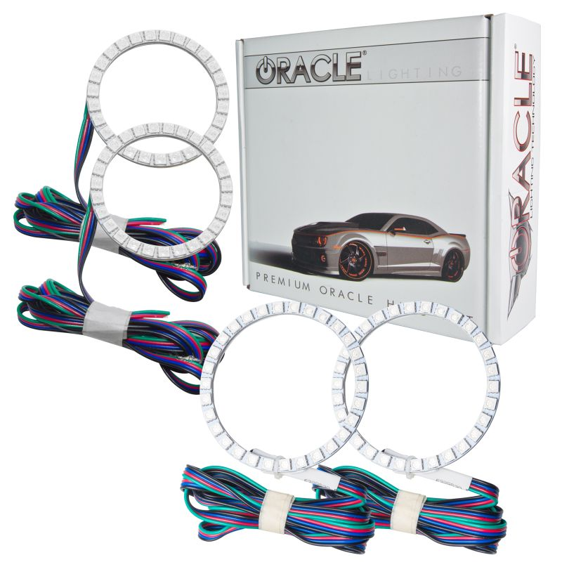 Oracle Lighting SMD ColorSHIFT - Simple Halo Kit for Headlights - Oracle Lighting 2209-504