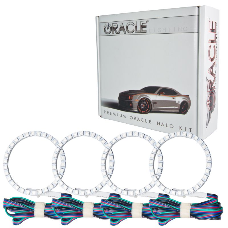 Oracle Lighting SMD ColorSHIFT Halo Kit for Headlights - No Controller - Oracle Lighting 2211-334