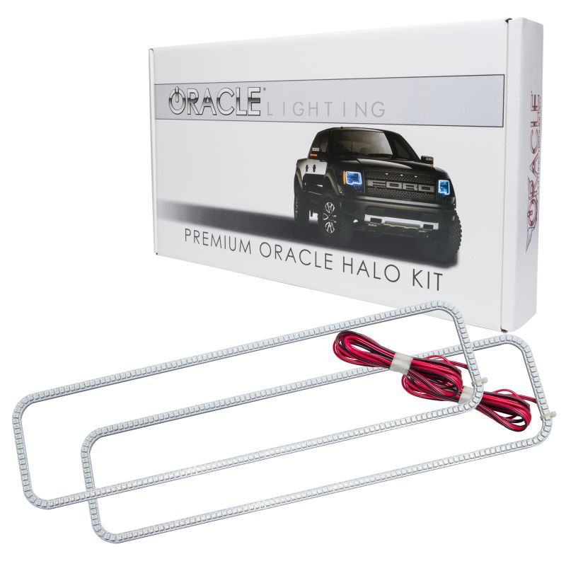 Oracle Lighting SMD Red Halo Kit for Headlights - Oracle Lighting 2273-003