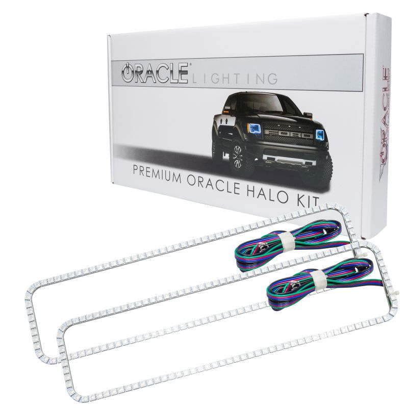 Oracle Lighting SMD ColorSHIFT WiFi Halo Kit for Headlights - Oracle Lighting 2273-331