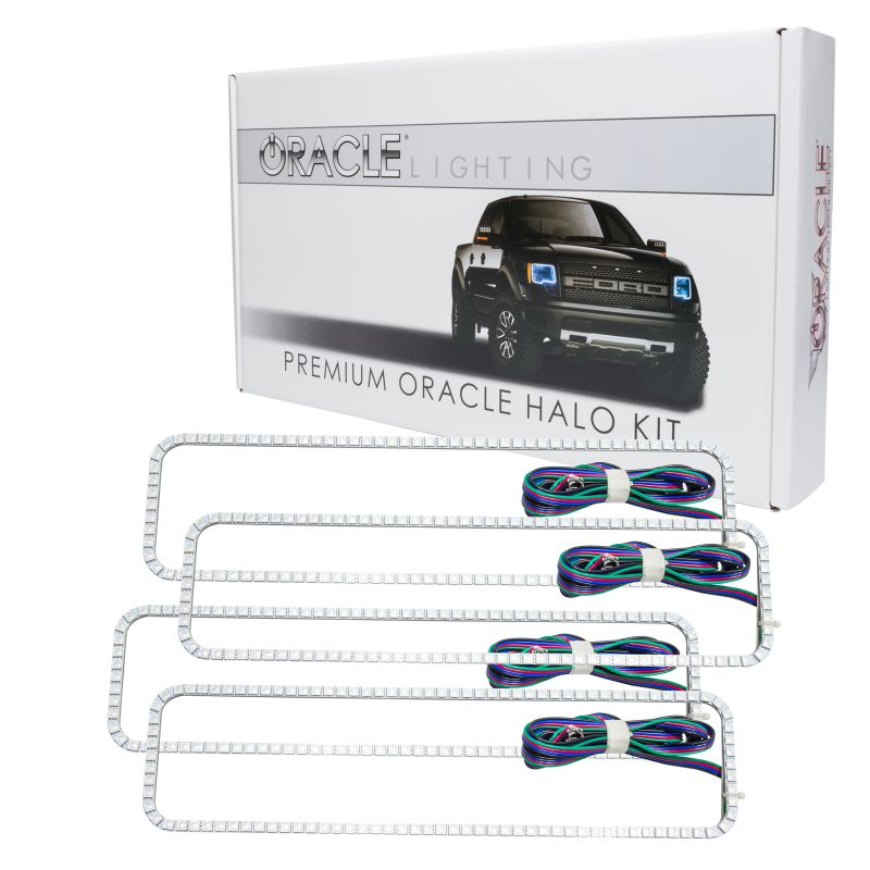 Oracle Lighting SMD ColorSHIFT Halo Kit for Headlights - No Controller - Oracle Lighting 2276-334