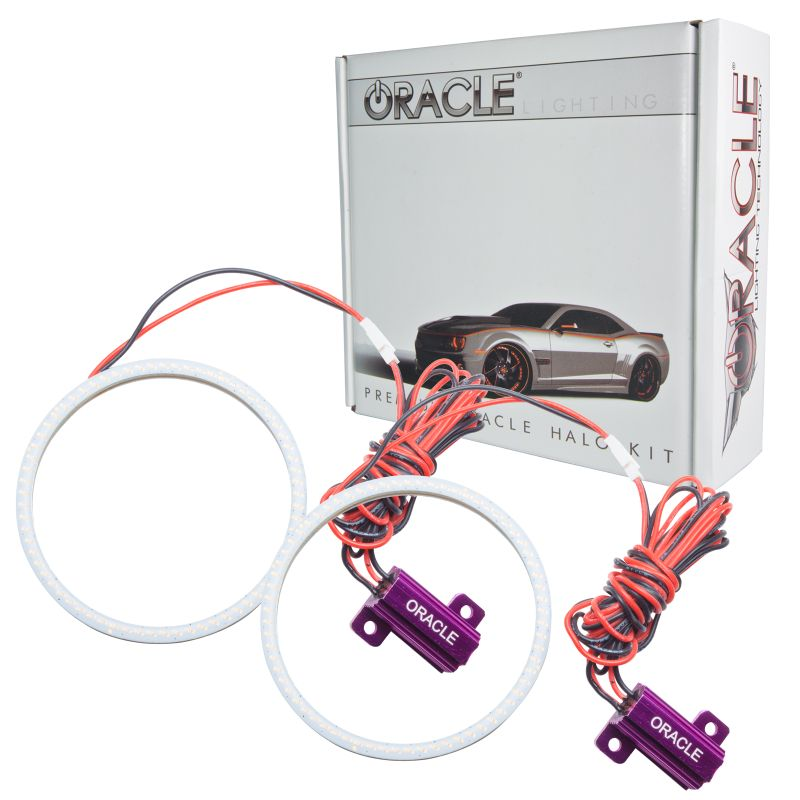 Oracle Lighting Plasma Blue Halo Kit for Headlights - Oracle Lighting 2294-052